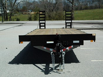 12K Channel Overbed Trailer with Equipment Package